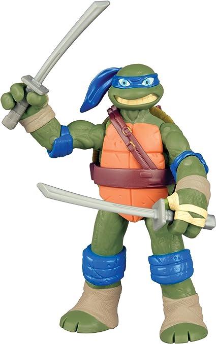 Amazon Com Teenage Mutant Ninja Turtles Leonardo Action Figure