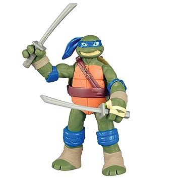 Teenage Mutant Ninja Turtles Leonardo Action Figure: Amazon ...