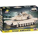 COBI 2608 - M1A2 Abrams Konstruktionsspielzeug, beige