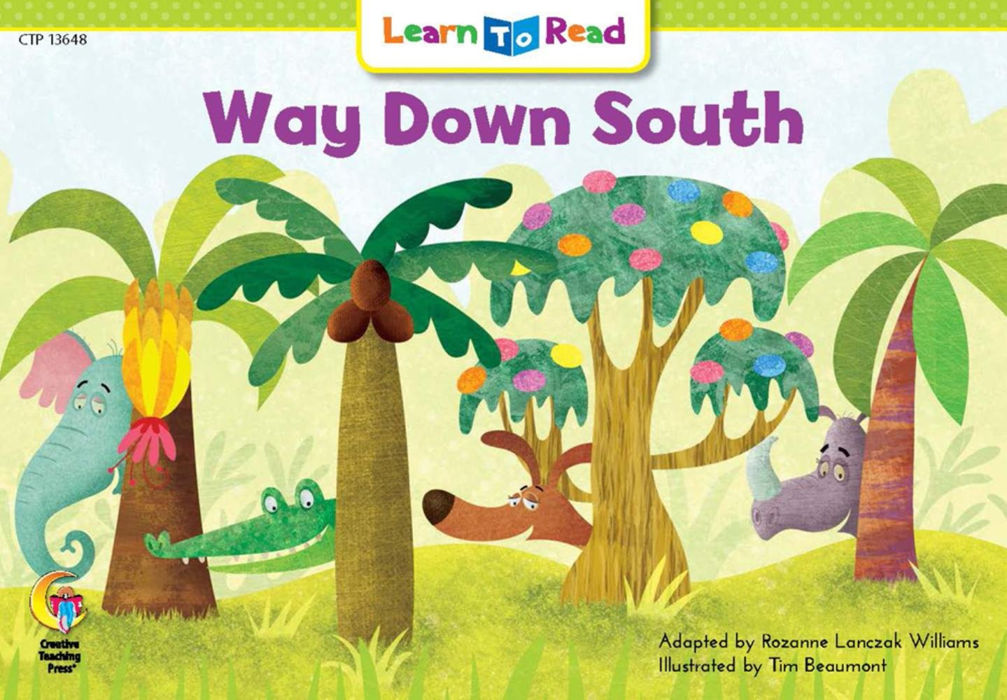 Download Way Down South (Learn to Read) pdf