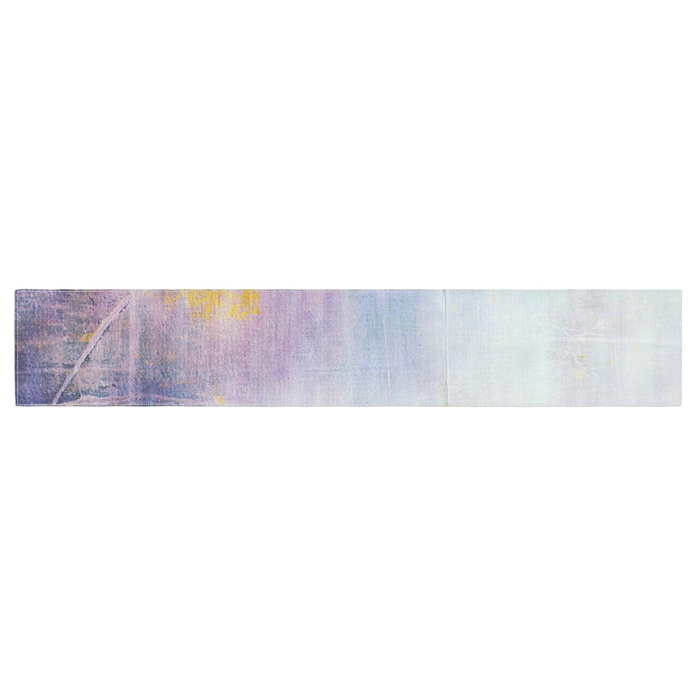 KESS InHouse Iris Lehnhardt Color Grunge Table Runner