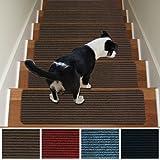 Amazon Com Dean Non Slip Carpet Stair Tread Area Rug