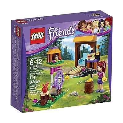 LEGO Friends Adventure Camp Archery 41120: Toys & Games