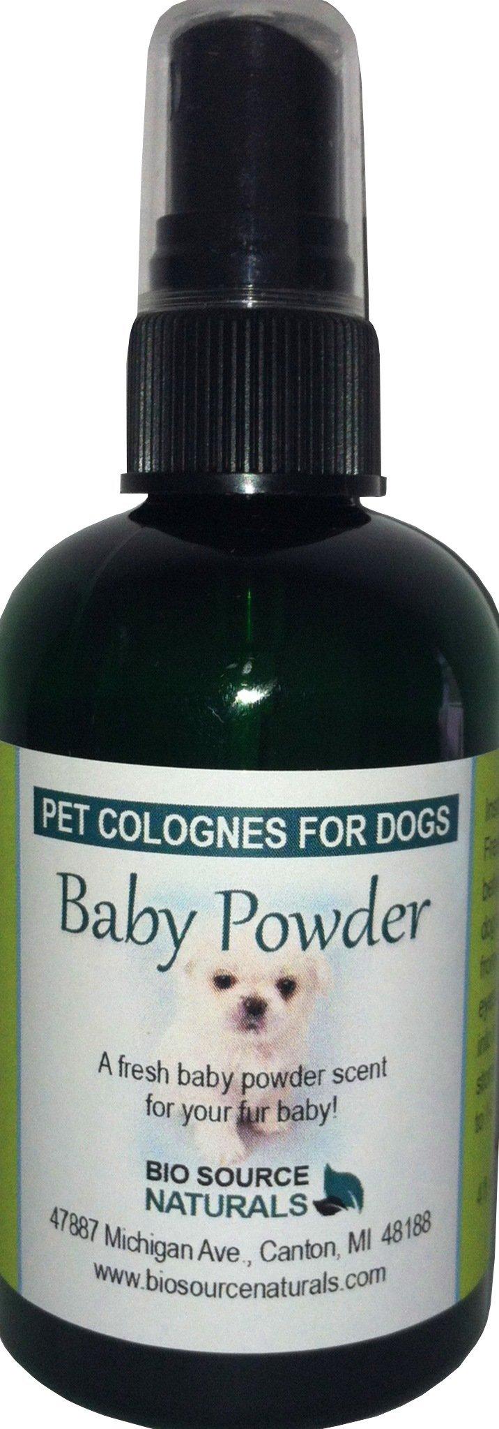 Baby Powder Pet - Dog Cologne Spray (4 Oz/ 120 Ml)