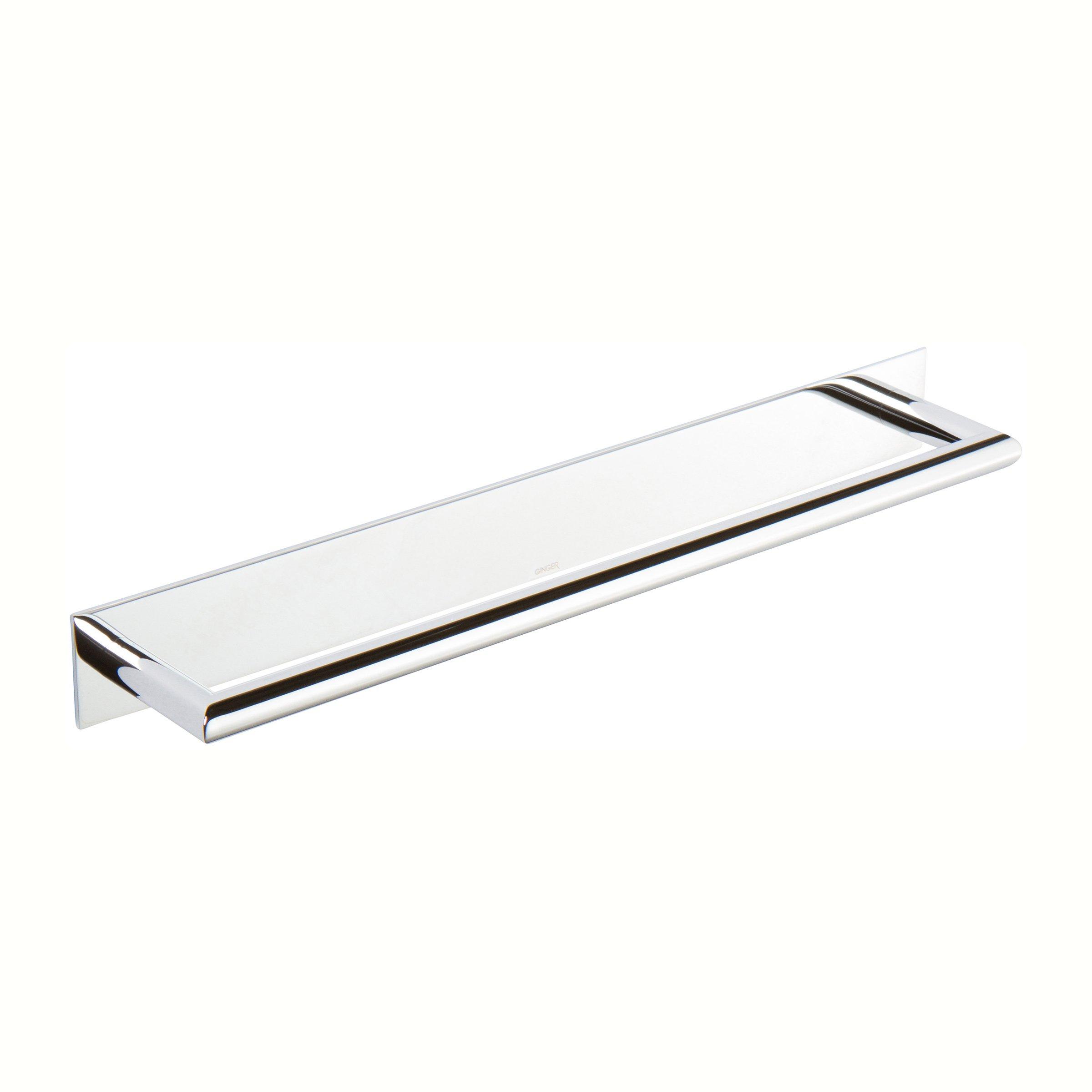 Ginger 2804/PC Surface Towel Bar, 32'', Polished Chrome
