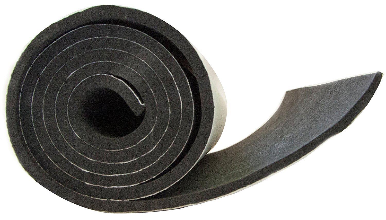 XCEL Neoprene Foam Sheet 54 Wide x 12 Length x 1//4 Soft//Medium for Cosplay Padding and Gaskets Costume DIY