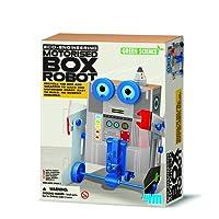 4m 403389Green Boîte de Science Robot Jouet