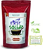 Sprouted Ragi Porridge Mix - 100% Natural Homemade & Organic Baby Food (6-24 months)