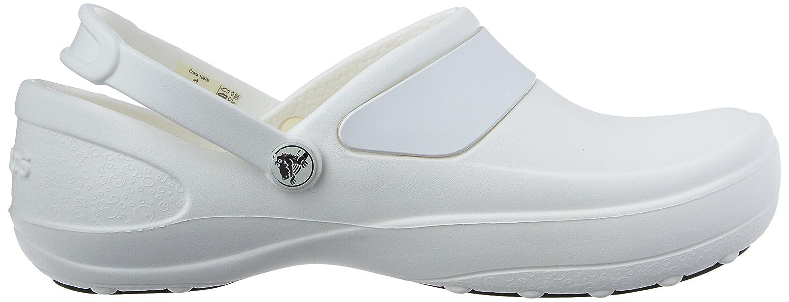Crocs Women's Mercy Work Slip Resistant - 8