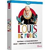 Coffret Louis de Funès - 5 films [Blu-ray]