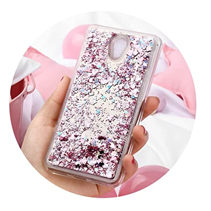 Amazon.com: Glitter Cases for ZTE Blade A510 Case A6 L5 V6 ...