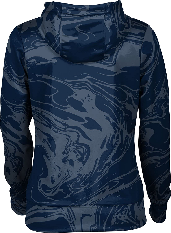 School Spirit Sweatshirt ProSphere The Citadel College Girls Zipper Hoodie Ripple