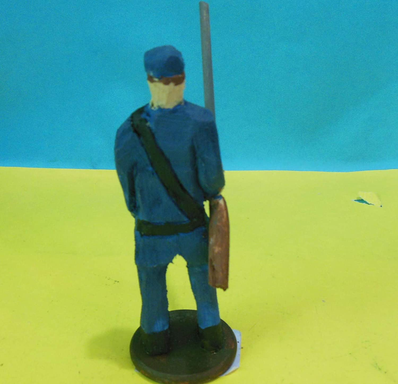 Union Civil War Soldier Toy Model