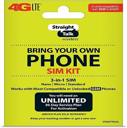 Amazon.com: New Straight Talk Traiga su propio teléfono ...