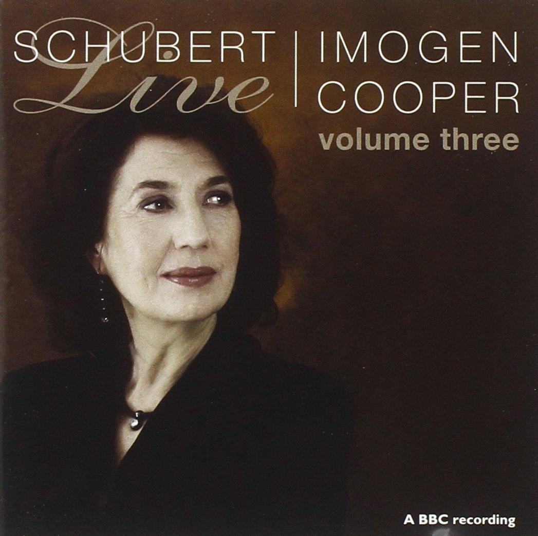 Schubert Live, Volume Three