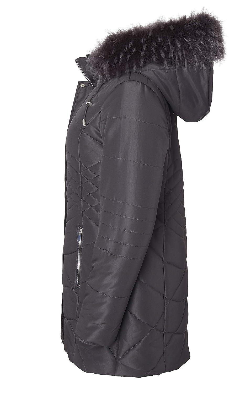 Amazon.com: Sportoli - Abrigo de peluche para mujer de ...