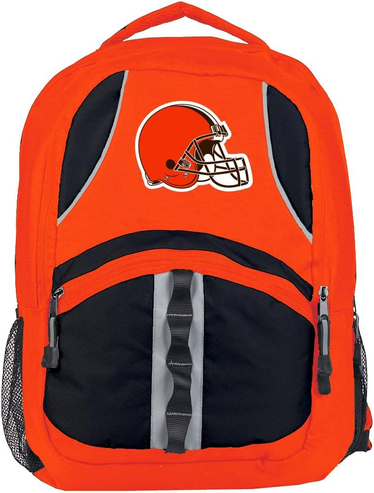 Multi Color 18.5 Officially Licensed NFL Captain Backpack