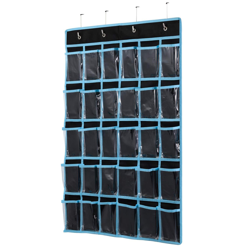 Pocket Chart Hanging Organizer,KEEPJOY Cell