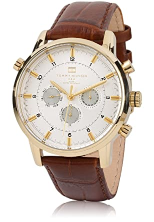 f83b94ec0 Tommy Hilfiger Harrison Multi-Function Analog Multi-Colour Dial Men's Watch  TH1790874/D