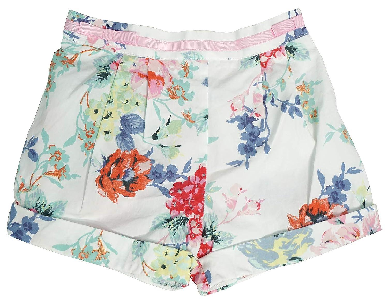 Get Wivvit Girls Baby Toddler Flower Garden Floral Cotton Summer Shorts Sizes from 9 Months to 4 Years