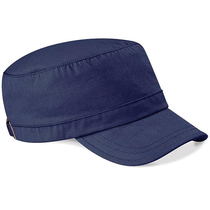 Beechfield - Gorra unisex para adulto Azul azul marino Talla única: Amazon.es: Ropa y accesorios
