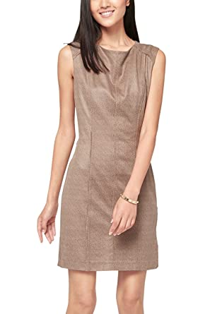 info for 9c41e cdc77 SIR Oliver Women's 11.408.82.6905 Dress, Braun (Brown 8253 ...