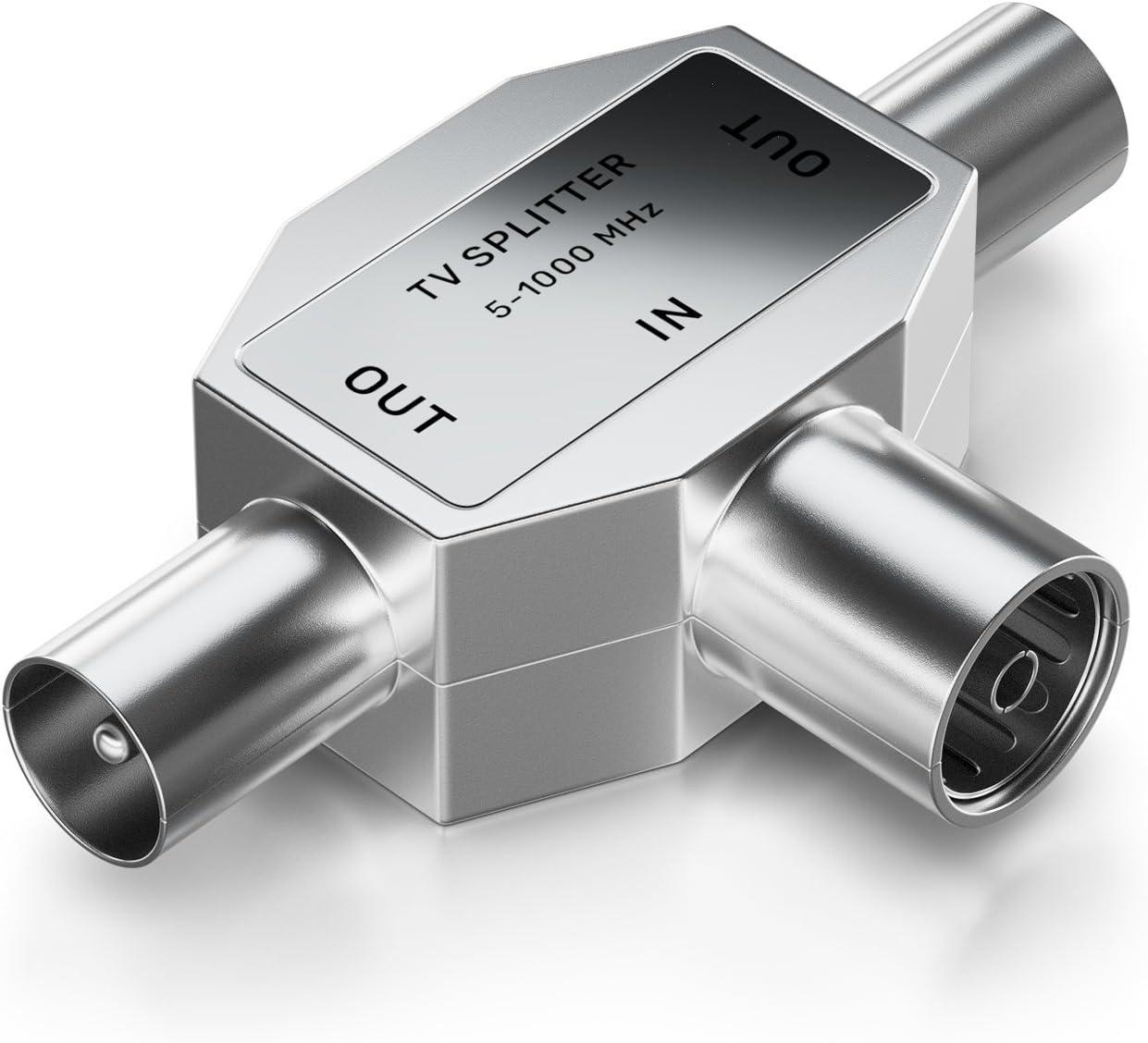 deleyCON de Distribución de Antenas T-Acoplamiento para el ...