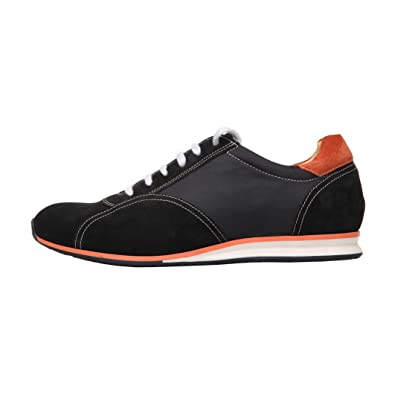 Sparco - Trainers - Man Trainers Man VALLELUNGA black - 42  Amazon ... 7e5be5d97