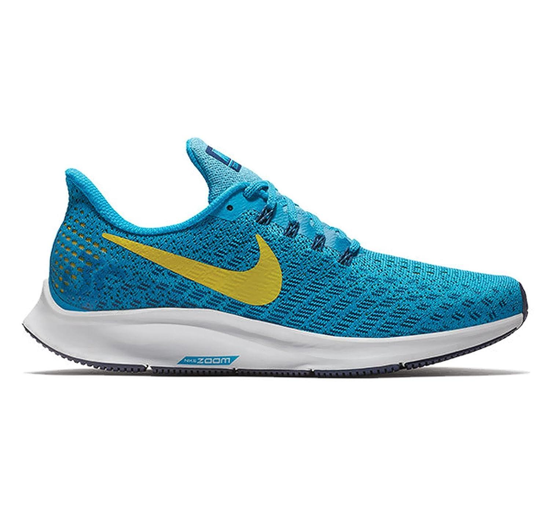 Nike Womens Air Zoom Pegasus 35 Running Shoes B075ZYHK3Y 9 M US|Blue Orbit/Bright Citron/Blue Void