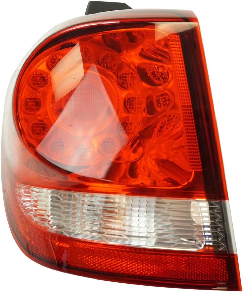 Fits BMW 3 Series E46 Outer Combination Rear Light Lamp Left Passenger Side