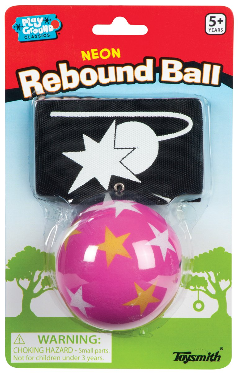 Nightzone light up rebound ball - Nightzone Light Up Rebound Ball 9