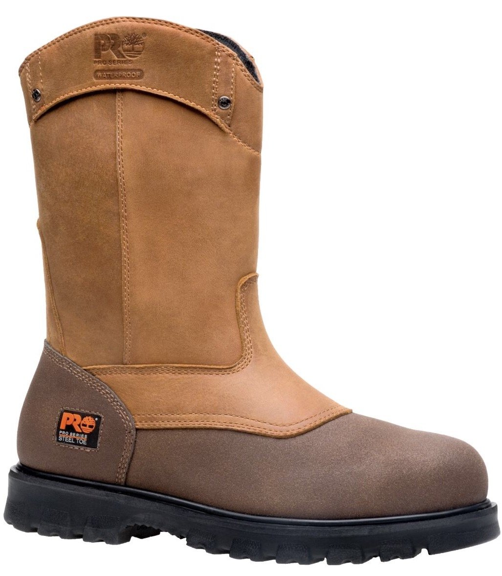 Timberland SIZE 11 PRO Men's Rigmaster Wellington Wide Steel Toe Work Boots by Stella and Dot