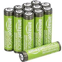 Amazon Basics AAA-Batterijen, 850 mAh