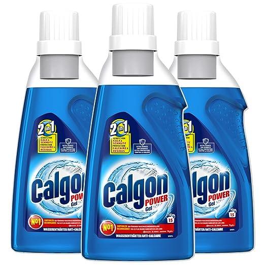 40 opinioni per Calgon- Gel, Protegge dal Calcare e Mantiene la Lavatrice Pulita- 750 ml