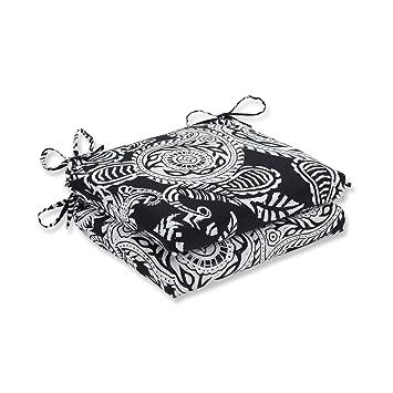 Amazon.com: 2 unidades), color blanco, Paisley Y Negro De ...