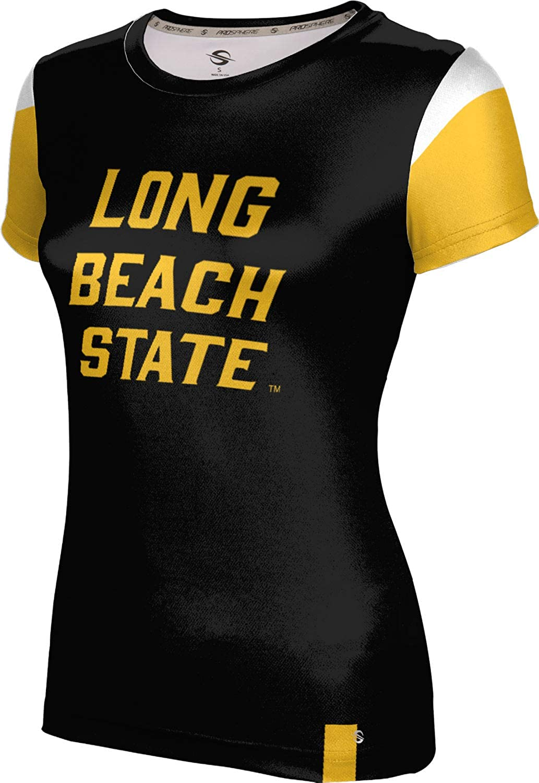 Tailgate ProSphere California State University Long Beach Girls Performance T-Shirt
