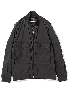 Ripstop WEP Jacket 11-18-1177-139: Black