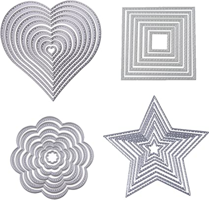 Lovely Quality Die cut Embellishments for Card Making New Selection