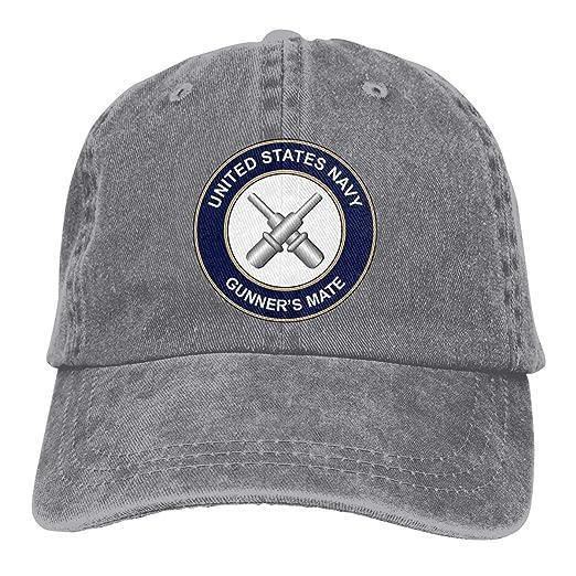 Navy Gunner/'s Mate, GM Ball Cap Pin U.S