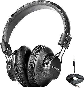 2020 Nuevos] Avantree AS9PA aptX Baja Latencia Bluetooth 5.0 Auriculares Inalámbricos TV, Clase 1 de Largo Alcance Auriculares sobre La Oreja, Hi-FI con micrófono, para PC Television Teléfonos: Amazon.es: Electrónica