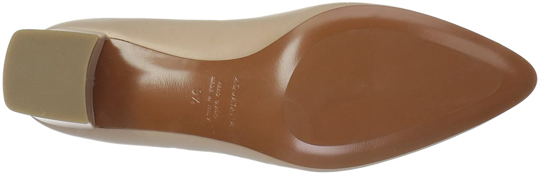 Aquatalia by Marvin K. Women's Pheobe Nappa Pump B079VWRHNX 9 B(M) US Nude