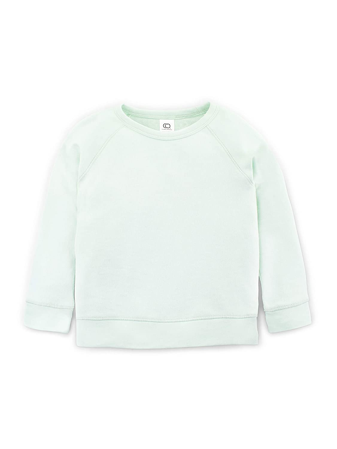 Colored Organics Baby & Toddler Brooklyn Organic Long Sleeve Pullover Shirt