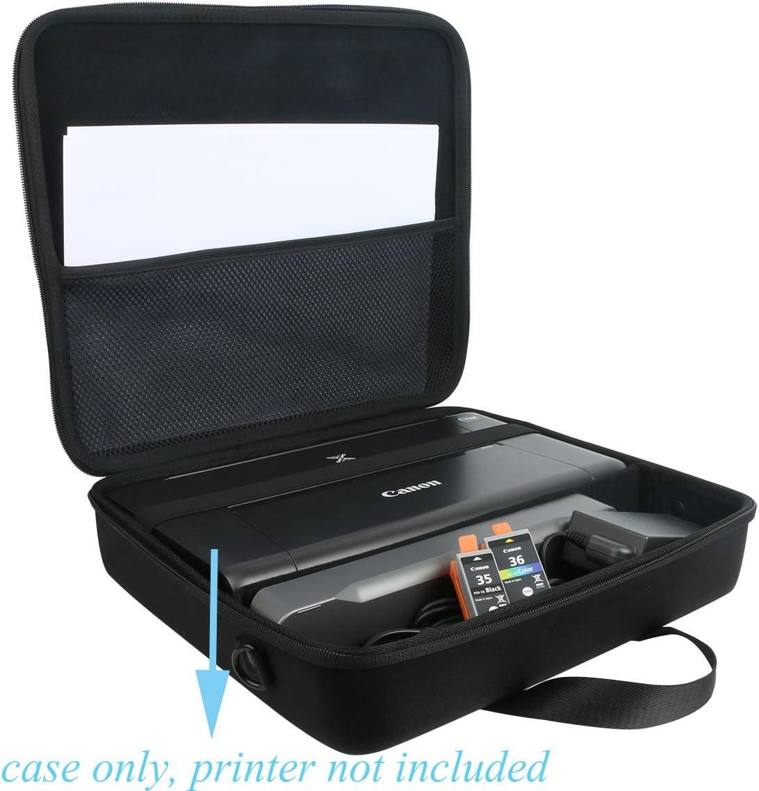 Duro Viajar Caso Cubrir para Canon PIXMA iP110 Akku- Impresora de Tinta portátil por co2CREA: Amazon.es: Electrónica
