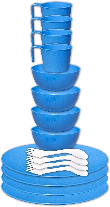 Multipurpose Camping Tableware Pot Storage Bag Drawstring for Picnic Bowl M