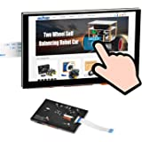OSOYOO 5 Inch DSI Touch Sceen LCD Display 800x480 for Raspberry Pi 4 B 3 Model B+ 2 | Capacitive Finger Touchscreen…