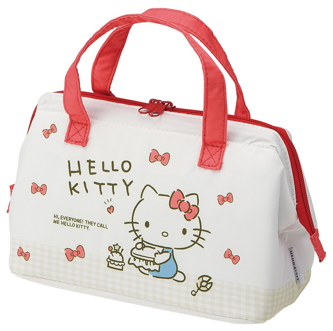 Hello Kitty - Lunch Tasche