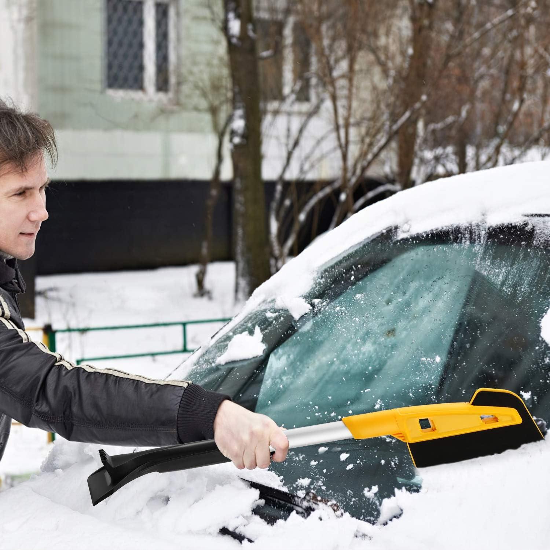 Snow Brush for Car Detachable Ice Scraper Kohree Ice Scraper