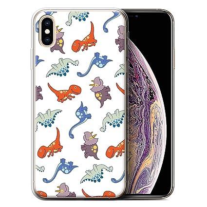 coque iphone xs max dinosaure