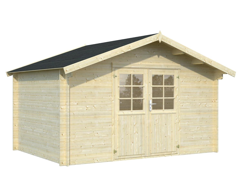 Gartenhaus Greta ca. 400x300 cm: Amazon.de: Garten