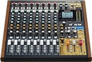 Tascam Model 12 All-In-One Digital Multitrack Recorder